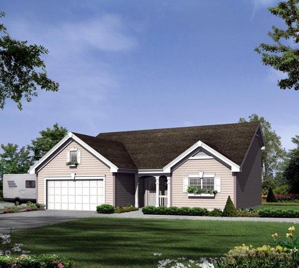 Garage Plan 95932