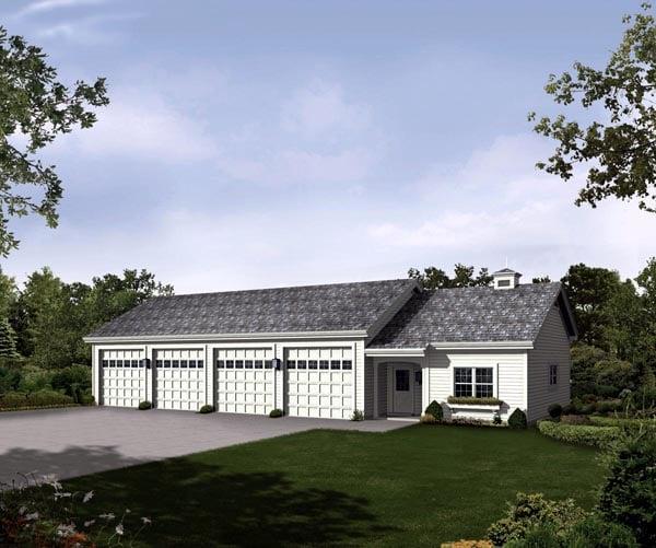 Garage Plan 95935