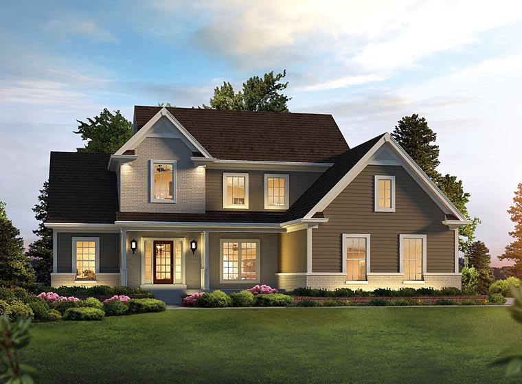 House Plan 95967 At FamilyHomePlanscom
