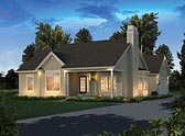 Plan Number 95973 - 1308 Square Feet