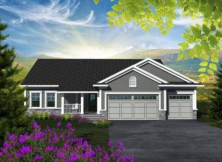House Plan 96100