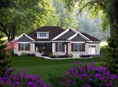 Plan Number 96118 - 4077 Square Feet