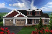 Plan Number 96125 - 1783 Square Feet