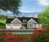 Plan Number 96154 - 1847 Square Feet
