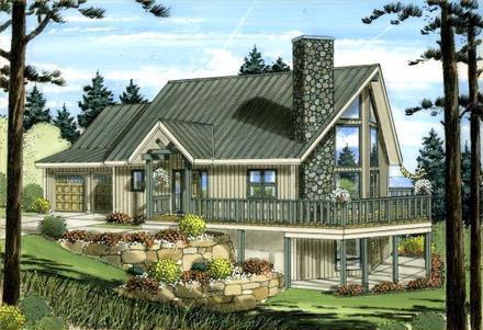 House Plan 96212