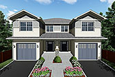 Plan Number 96222 - 2844 Square Feet