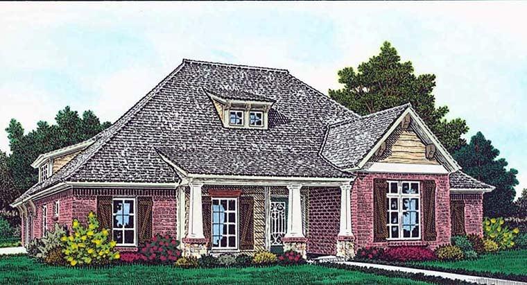 House Plan 96333