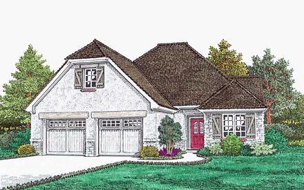 House Plan 96349