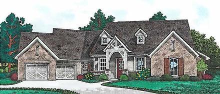 House Plan 96350