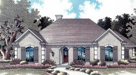 House Plan 96539