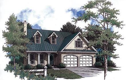 House Plan 96541