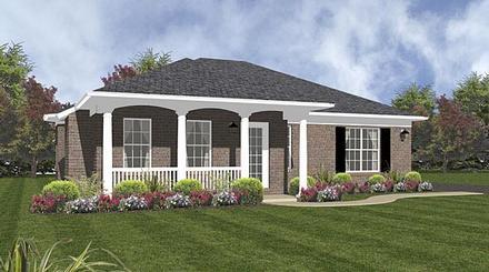 House Plan 96553