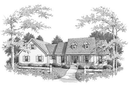 House Plan 96556