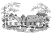 Plan Number 96556 - 1841 Square Feet