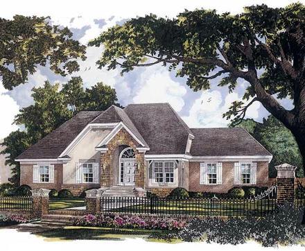House Plan 96601