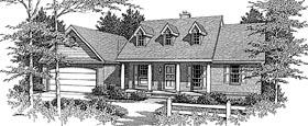 House Plan 96708