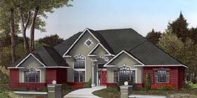 Plan Number 96836 - 2615 Square Feet