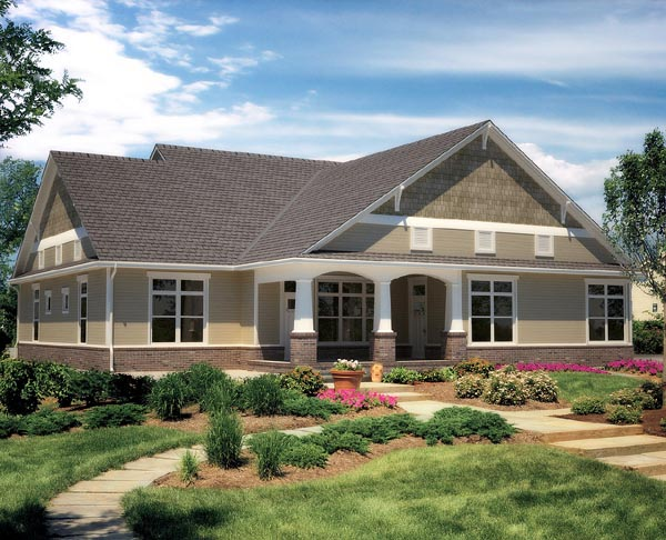 House Plan 96887 At