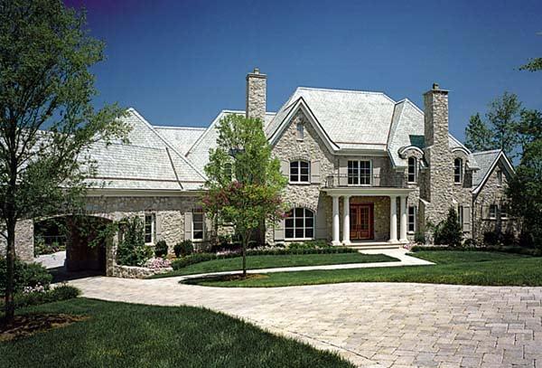 House Plan 96910 Elevation