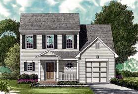 House Plan 96921