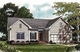 House Plan 96923