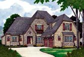 Plan Number 97070 - 2921 Square Feet