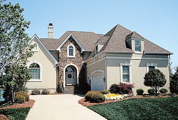 Traditional House Plan 97083 Elevation