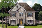 Plan Number 97090 - 2944 Square Feet