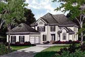 Plan Number 97097 - 3052 Square Feet