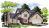 Plan Number 97112 - 1791 Square Feet