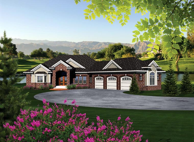 House Plan 97118 At Family Home Plans