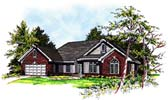 Plan Number 97150 - 2153 Square Feet