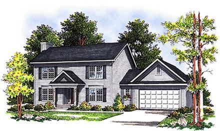 House Plan 97155