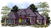 Plan Number 97165 - 3504 Square Feet