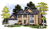 Plan Number 97175 - 1686 Square Feet