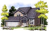 Plan Number 97185 - 1585 Square Feet