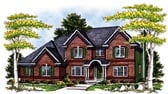 Plan Number 97188 - 3272 Square Feet