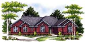 Plan Number 97193 - 1801 Square Feet