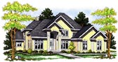 Plan Number 97196 - 4161 Square Feet