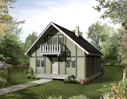 House Plan 97238