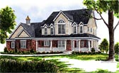 Plan Number 97301 - 3524 Square Feet