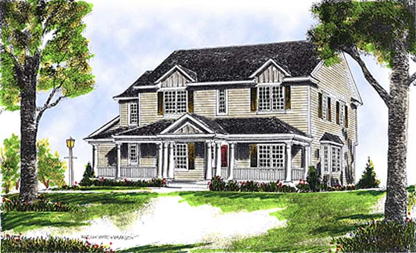 Country House Plan 97302