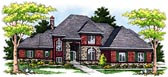 Plan Number 97305 - 3310 Square Feet