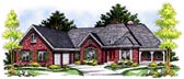Plan Number 97307 - 3386 Square Feet