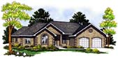 Plan Number 97309 - 1843 Square Feet
