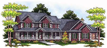 Country House Plan 97326