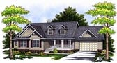 Plan Number 97340 - 3323 Square Feet