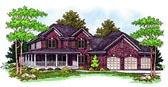 Plan Number 97350 - 2996 Square Feet