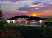 Plan Number 97364 - 2181 Square Feet
