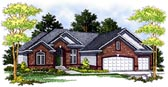 Plan Number 97377 - 4203 Square Feet